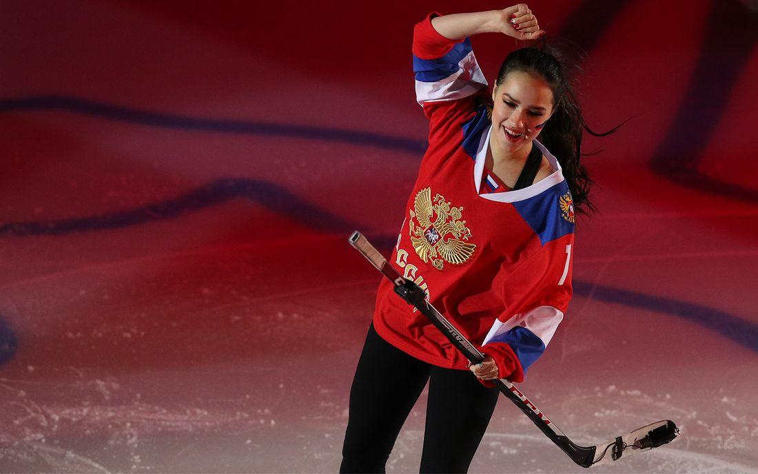 Загитова: 'Выступление сборной России на чемпионате мира - это прорыв'