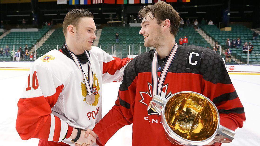 Мирошниченко - о финале ЮЧМ: «Мы даже моментами переигрывали канадцев»