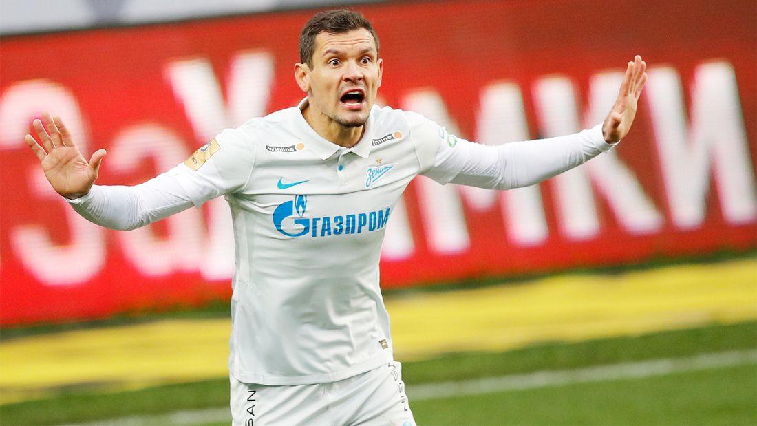 У Ловрена в этом сезоне уже 5 результативных ошибок. «Зенит» зря отпустил Ивановича?