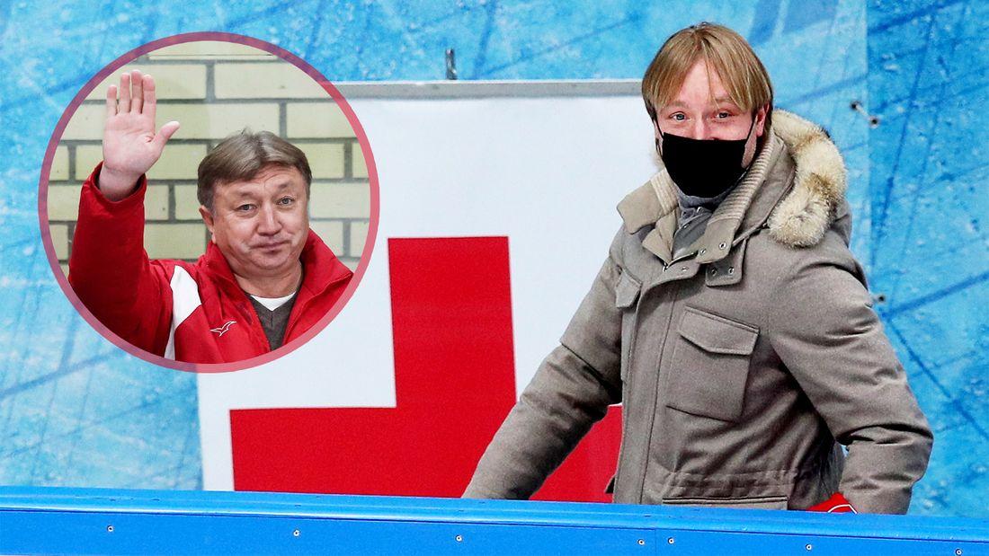 Глава «Самбо-70» Лайшев раскритиковал хореографа группы Тутберидзе за вызов Плющенко на бой