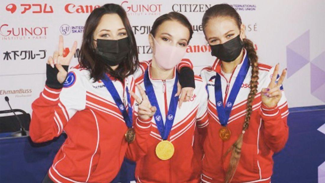 Сборная России впервые за 22 года завоевала 6 медалей на ЧМ