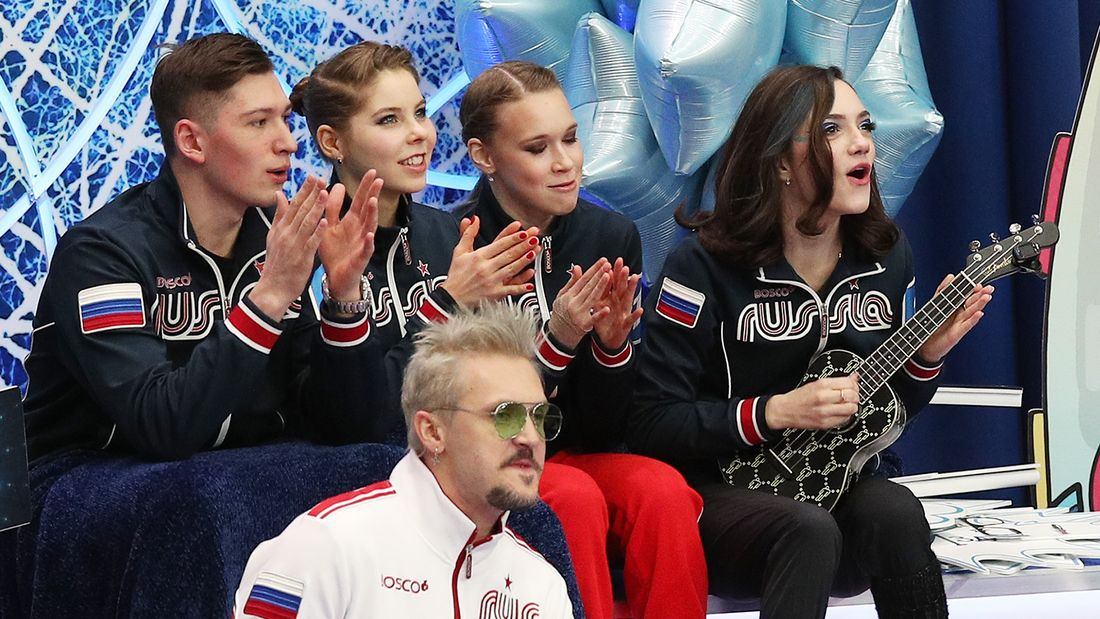 Медведева: 'Я не в лучшем состоянии здоровья, но 100 процентов выступлю на шоу Тутберидзе'