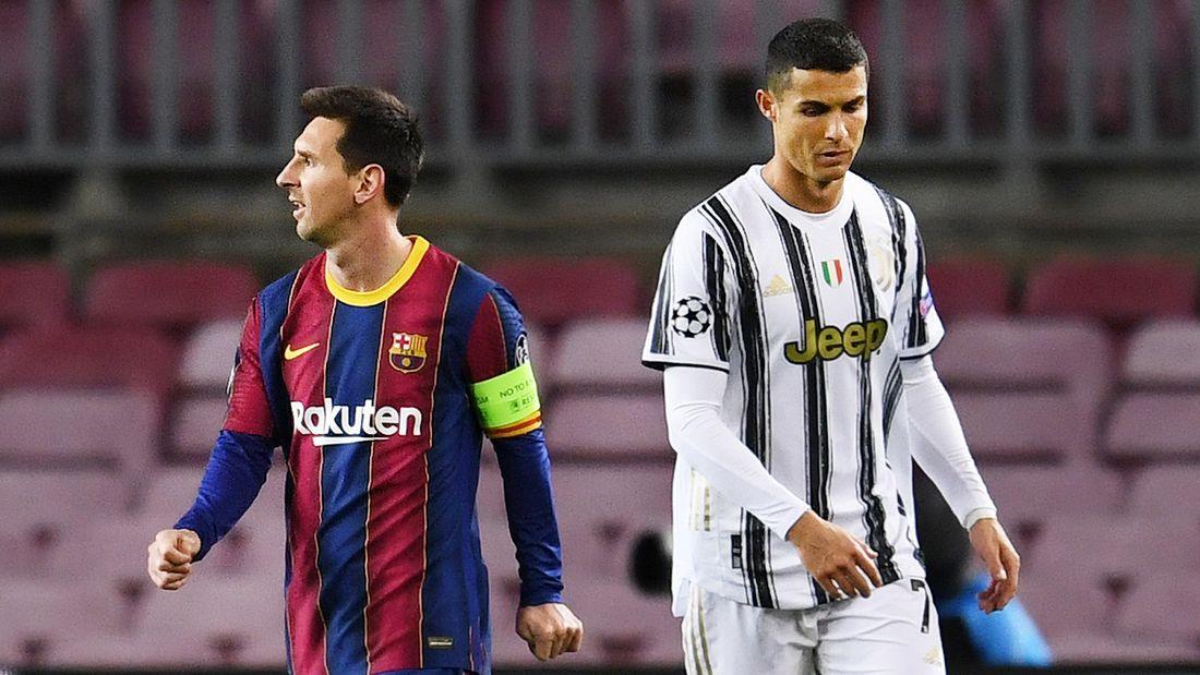 Чей рекорд - Месси или Роналду? Тест Sport24 о достижениях двух легенд