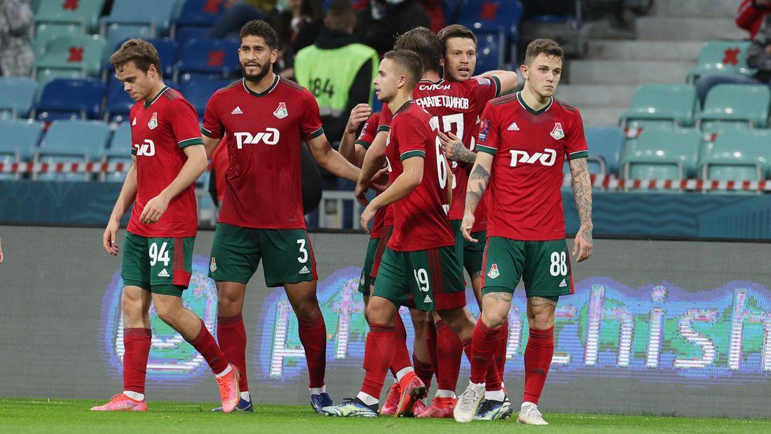 'Локомотив' набрал идеальную форму после зимней паузы. У команды Николича 7 побед в 7 матчах