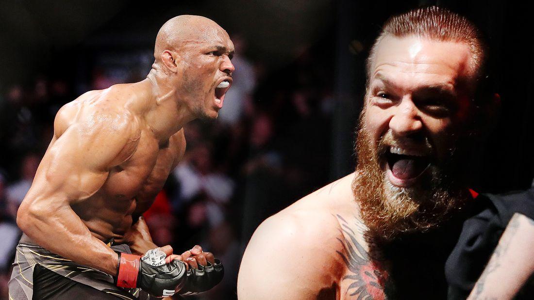«Огромная прыщавая спина». Конор обвиняет чемпиона UFC Усмана в употреблении допинга и просит бой с ним