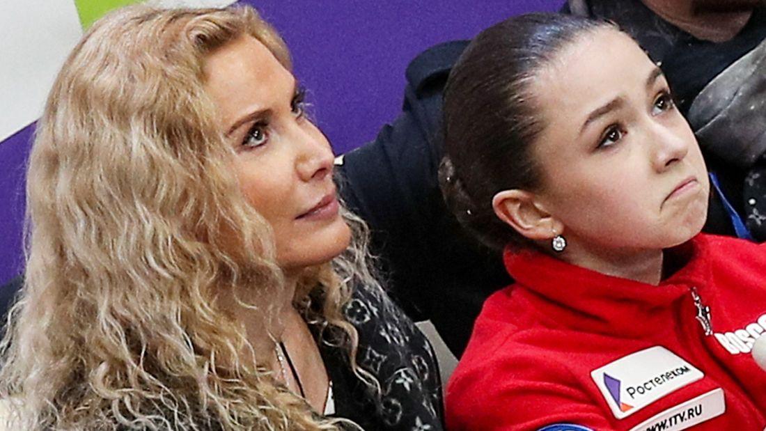 Валиева отреагировала на слова Тутберидзе: 'Хочу, чтобы у вас всегда была возможность меня похвалить'