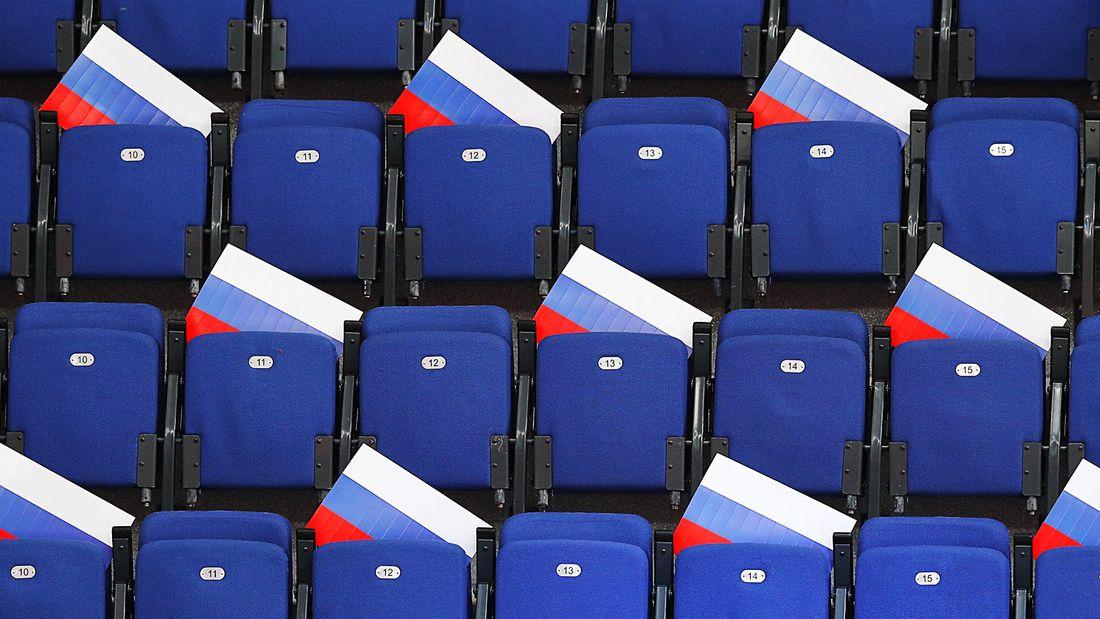 В Латвии проблемы с аренами и запрет на болельщиков. Чемпионат мира с пустыми трибунами – фарс, его нужно отменить