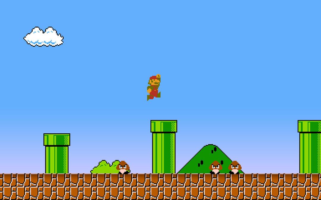 Редкую копию игры Super Mario продали за рекордные $660 тысяч