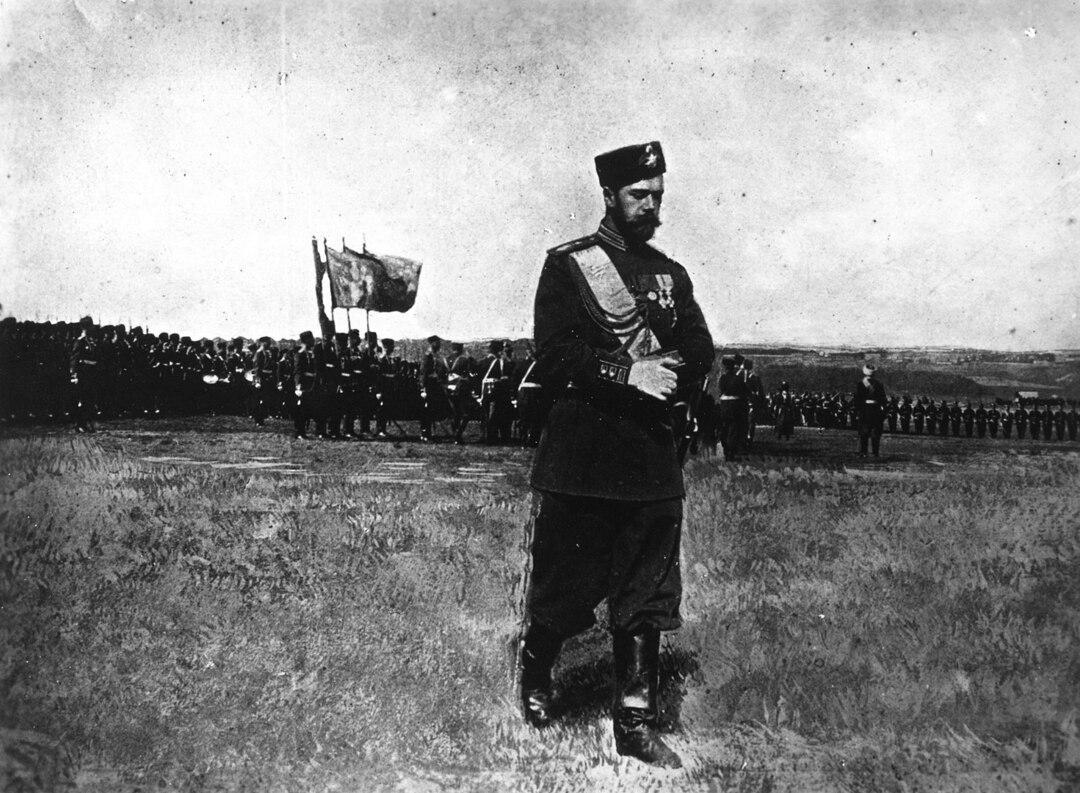 Российская компания решила зарегистрировать бренд «Белый царь» с Николаем II