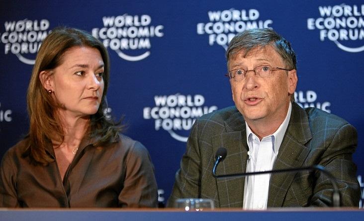 Билл и Мелинда Гейтс перед объявлением о разводе распродали акции Apple, Twitter и Amazon