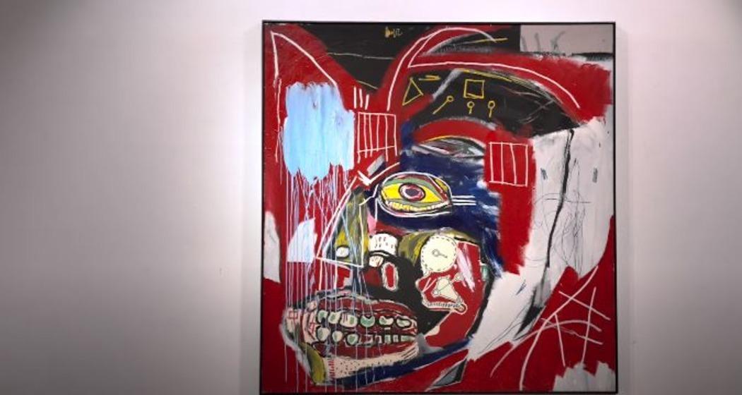 Картину умершего от передозировки художника продали на аукционе за $93 млн