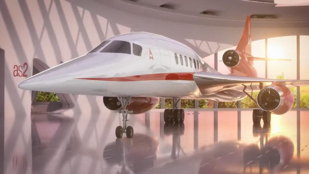 В США разработчик сверхзвукового пассажирского самолёта набрал заказов на $11 млрд и закрылся