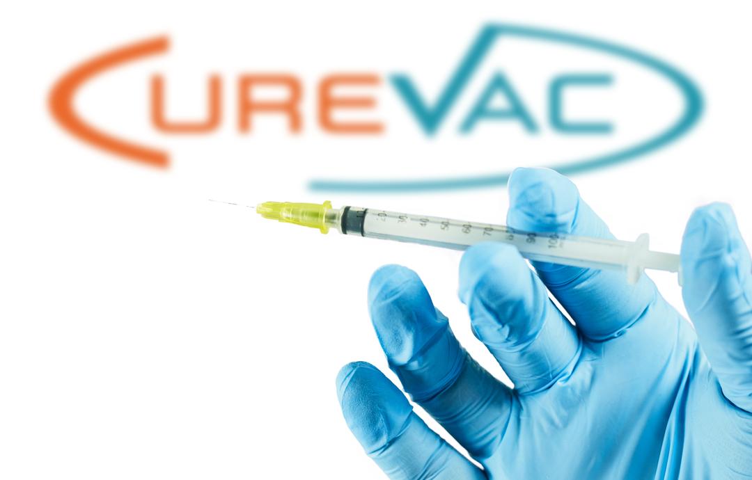 Акции немецкой CureVac обрушились почти на 50%. Её вакцина от COVID-19 оказалась неэффективной