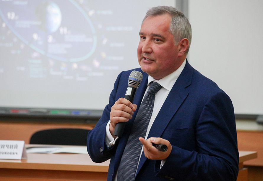 «Сделали доброе дело». Рогозин похвалил американцев за «пинок» для снижения цен на пуски ракет