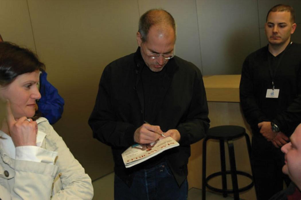 Резюме Стива Джобса продали на аукционе за $222 000