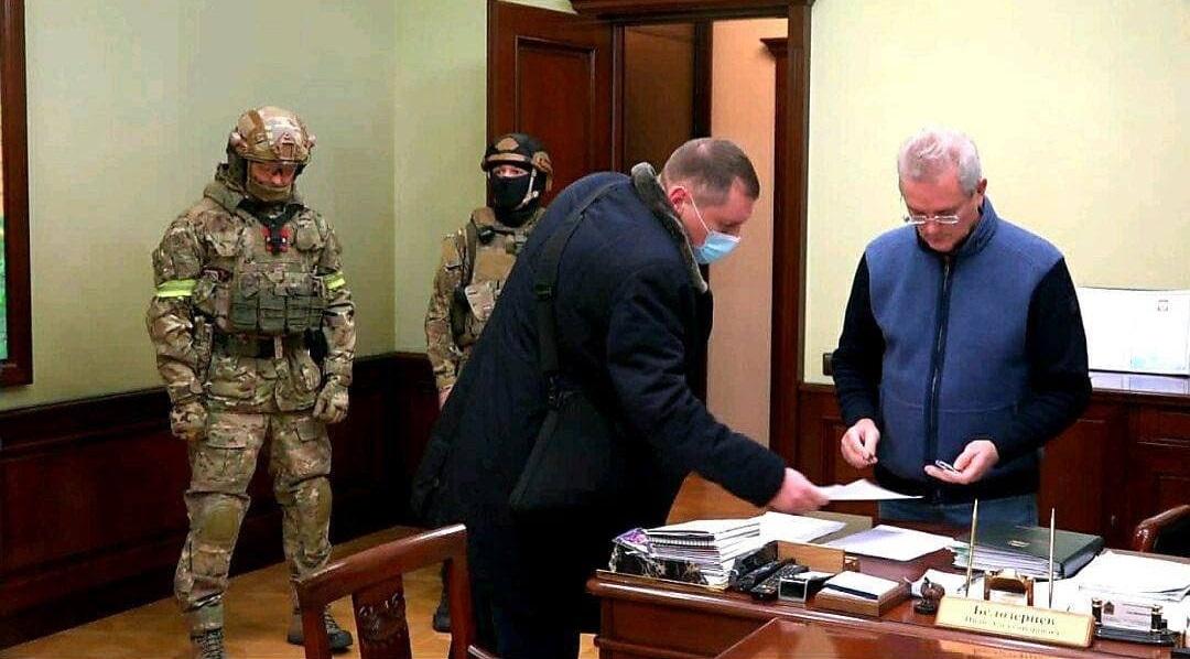 Российского губернатора уличили в получении многомиллионных взяток от бывшего продюсера Баскова