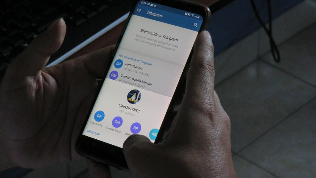 Хакеры взломали аккаунт министра финансов Австралии в Telegram