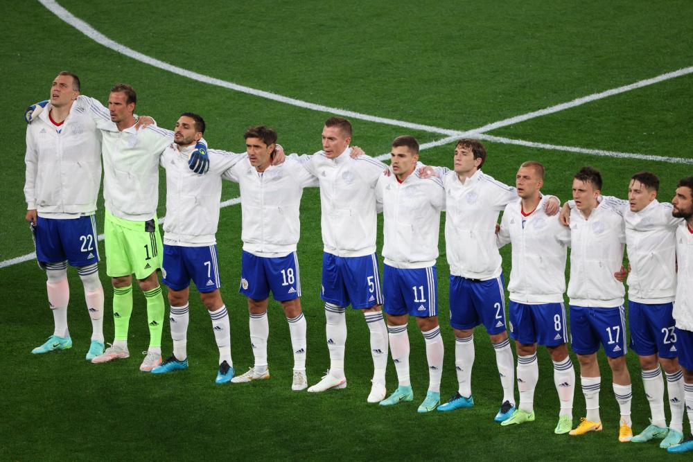 Букмекеры ставят на наших: сегодня состоится игра сборной России против Финляндии