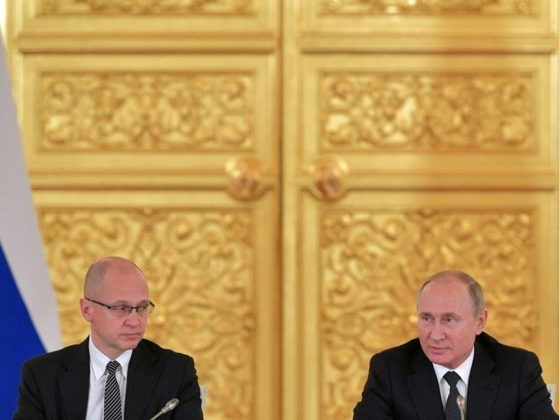 Лучше Володина и Суркова: Невзлин назвал самого вероятного 'преемника' Путина