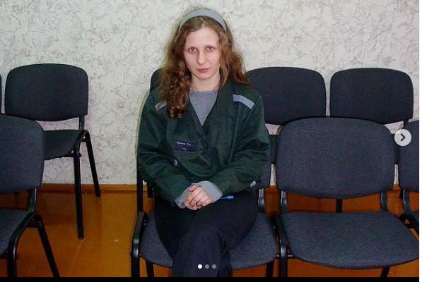 Марии Алехиной не дали сделать прививку