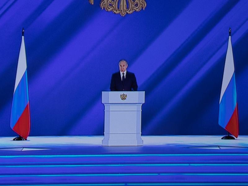'Сказал А, но где же Б?': что Путин не сказал в своем послании по вопросу Беларуси