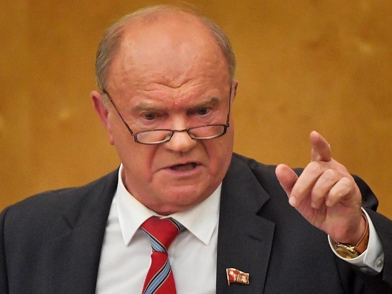 Пора признать ДНР и ЛНР: Зюганов сделал громкое заявление