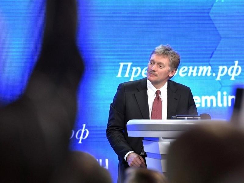 'Осмелюсь сказать': Песков рассказал о здоровье Путина
