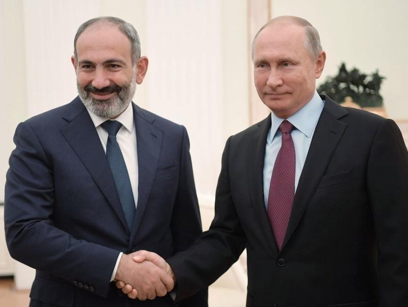 Пашинян 5 дней просидит на изоляции, чтобы встретиться с Путиным