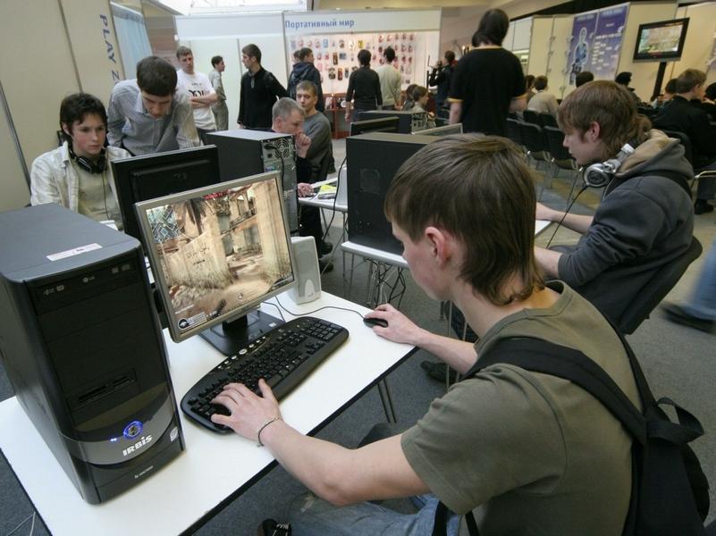 В России предлагают ввести контроль за игровой индустрией и геймерами