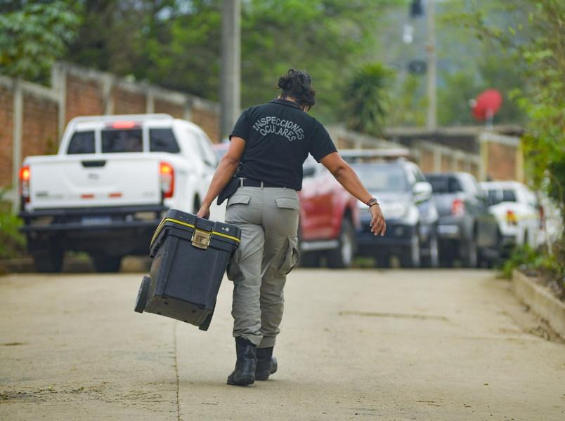 В Сальвадоре у экс-полицейского нашли 'тайное кладбище' с десятками женских тел