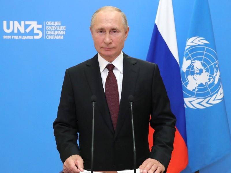В Москву прибыл генсек ООН. Путин обещает с ним встретиться, но лишь в онлайне