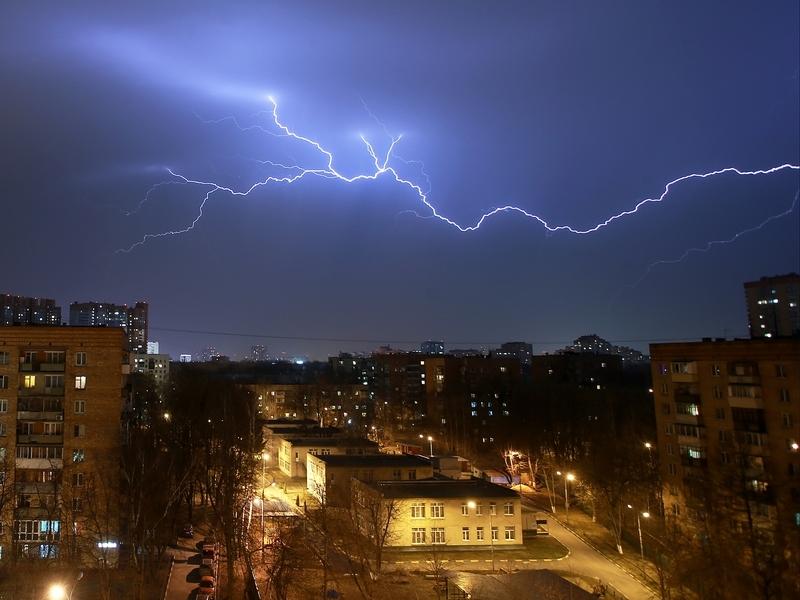 Роман Вильфанд: 'Погода в мае будет очень изменчива'