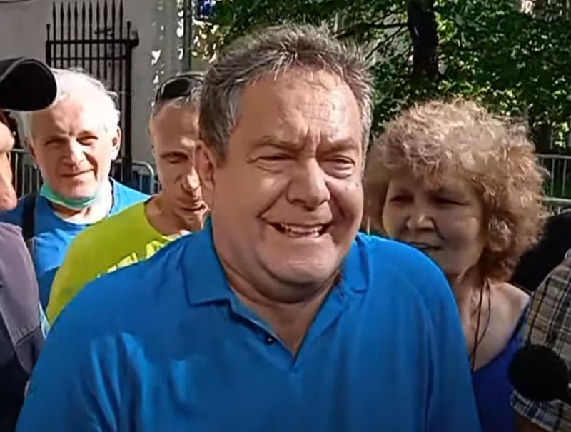 Платошкин вышел на свободу: политик сделал первое заявление после приговора