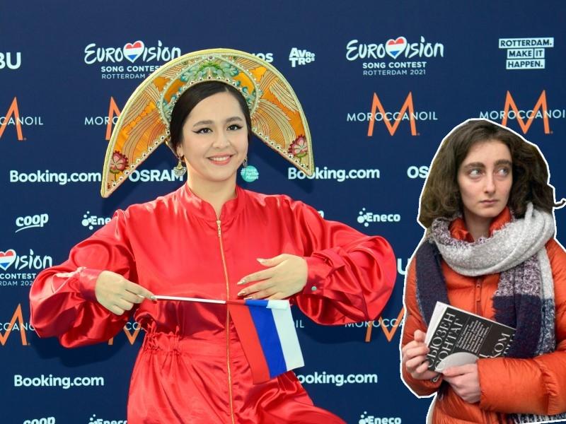 Фигурантка дела DOXA появится в коллаже из женщин России в номере Манижи на Евровидении