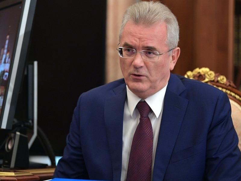 Суд отправил пензенского губернатора в СИЗО до 20 мая