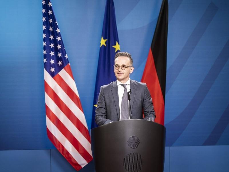 Германия надеется координировать с США дальнейшие санкции против России и Китая