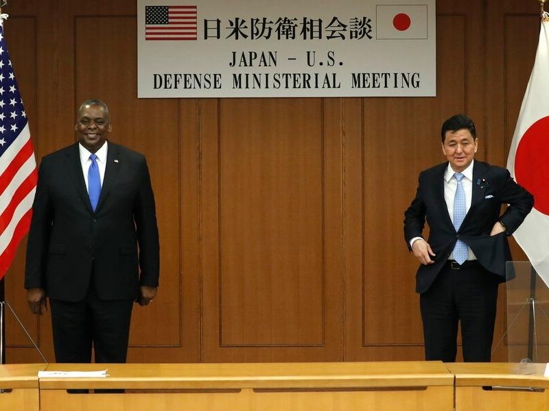 США и Япония договорились о военном сотрудничестве в случае атаки Китая на Тайвань