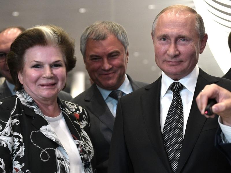 Госдума разрешила Путину идти на пятый и шестой президентские сроки
