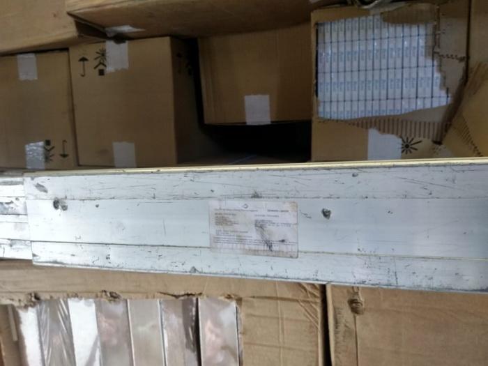 Везли «биотуалеты» на 17 тонн. На Смоленщине пресекли незаконный ввоз партии белорусских сигарет