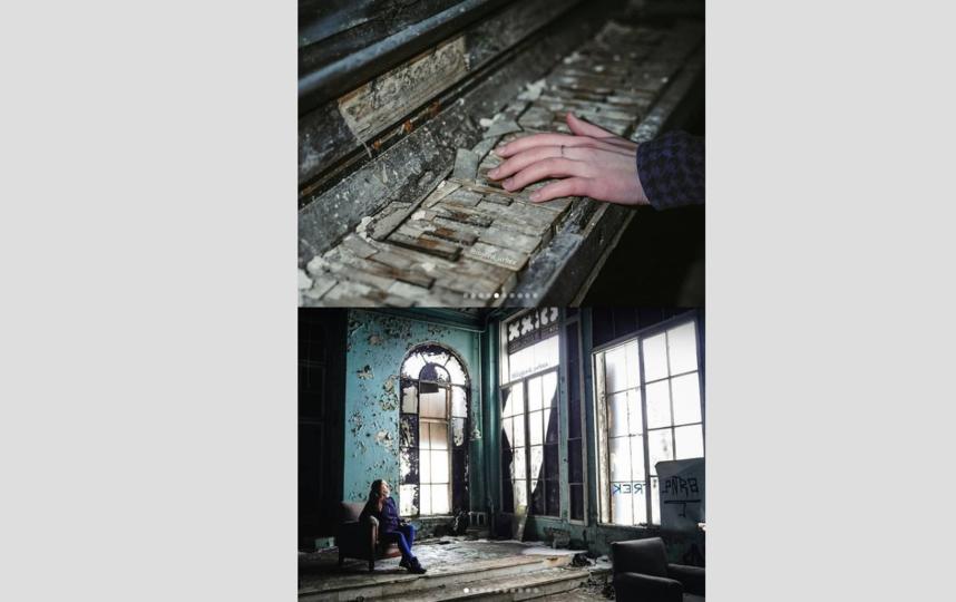 Особняк XIX века в Петербурге вызывает беспокойство: что происходит внутри здания