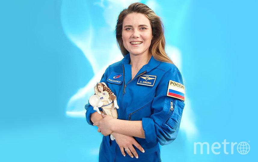 Космонавтка из Новосибирска стала прообразом для куклы Барби