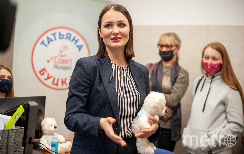 Глава 'Совета Матерей' Татьяна Буцкая прокомментировала идею увеличить срок декрета, входящего в страховой стаж
