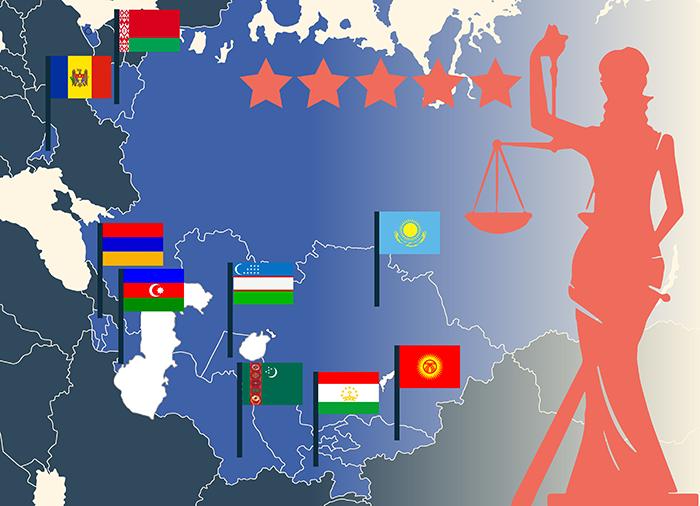 Pravo.ru-300 International: исследование юридических рынков СНГ – взгляд из России
