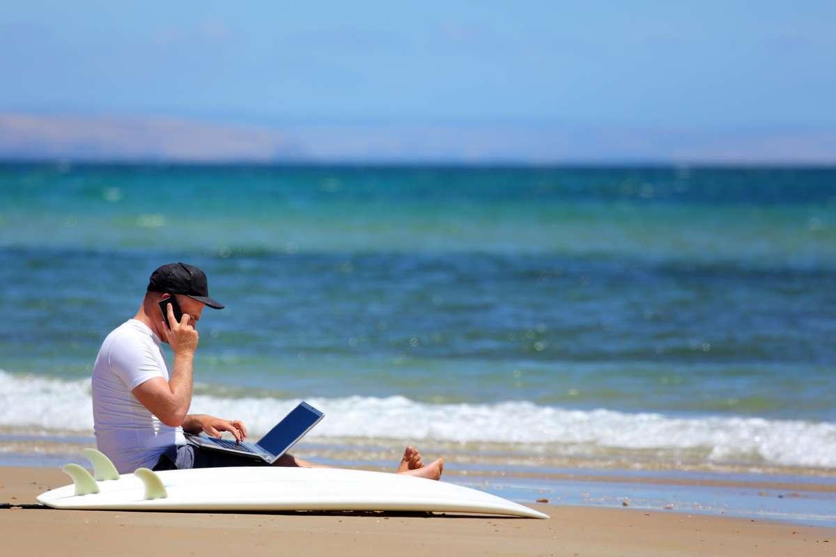 American Express: Деловые поездки изменятся навсегда. На смену скучным конференц-залам придут встречи на пляжах