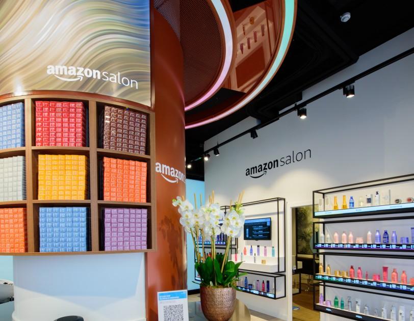 Amazon откроет высокотехнологичную парикмахерскую