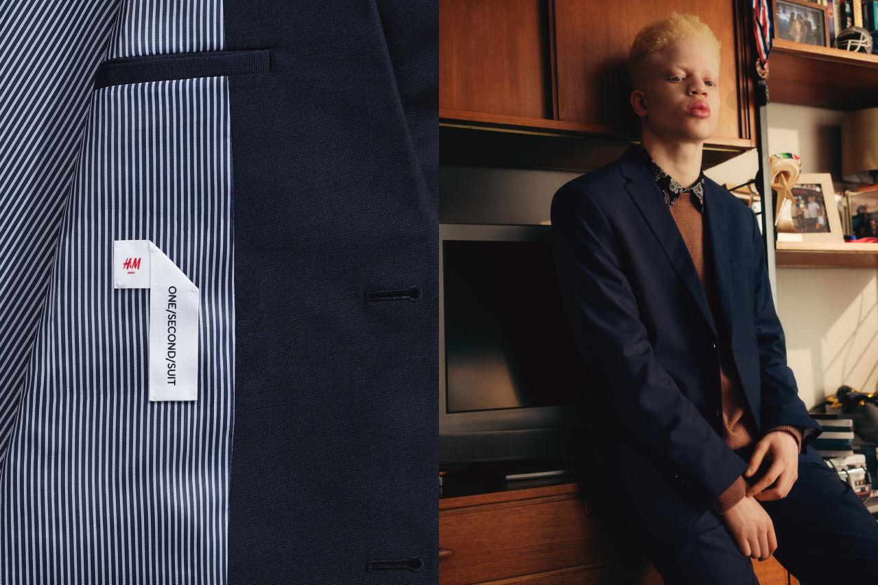 H&M запустил бесплатный прокат костюмов для тех, кто устраивается на работу