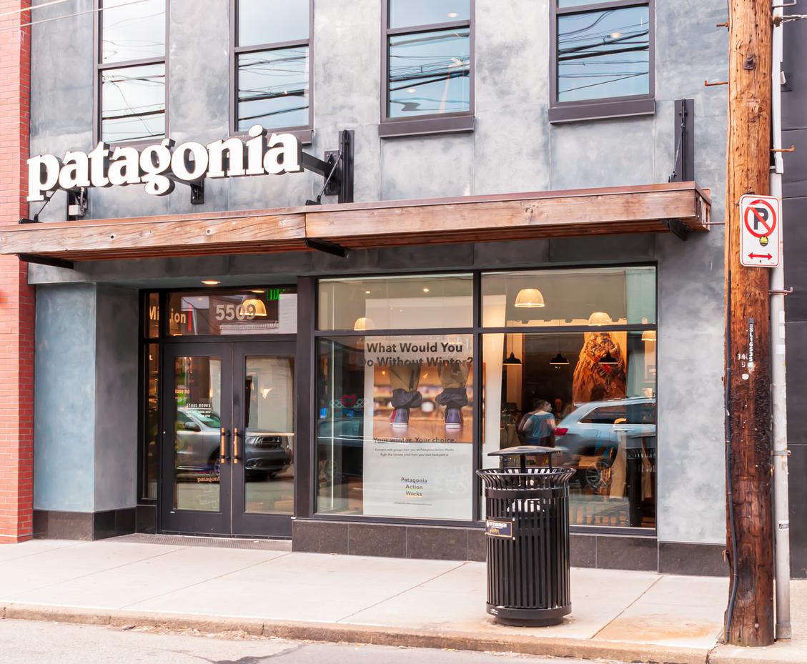Patagonia перестанет выпускать одежду с логотипами других компаний. Ее реже носят и чаще выбрасывают