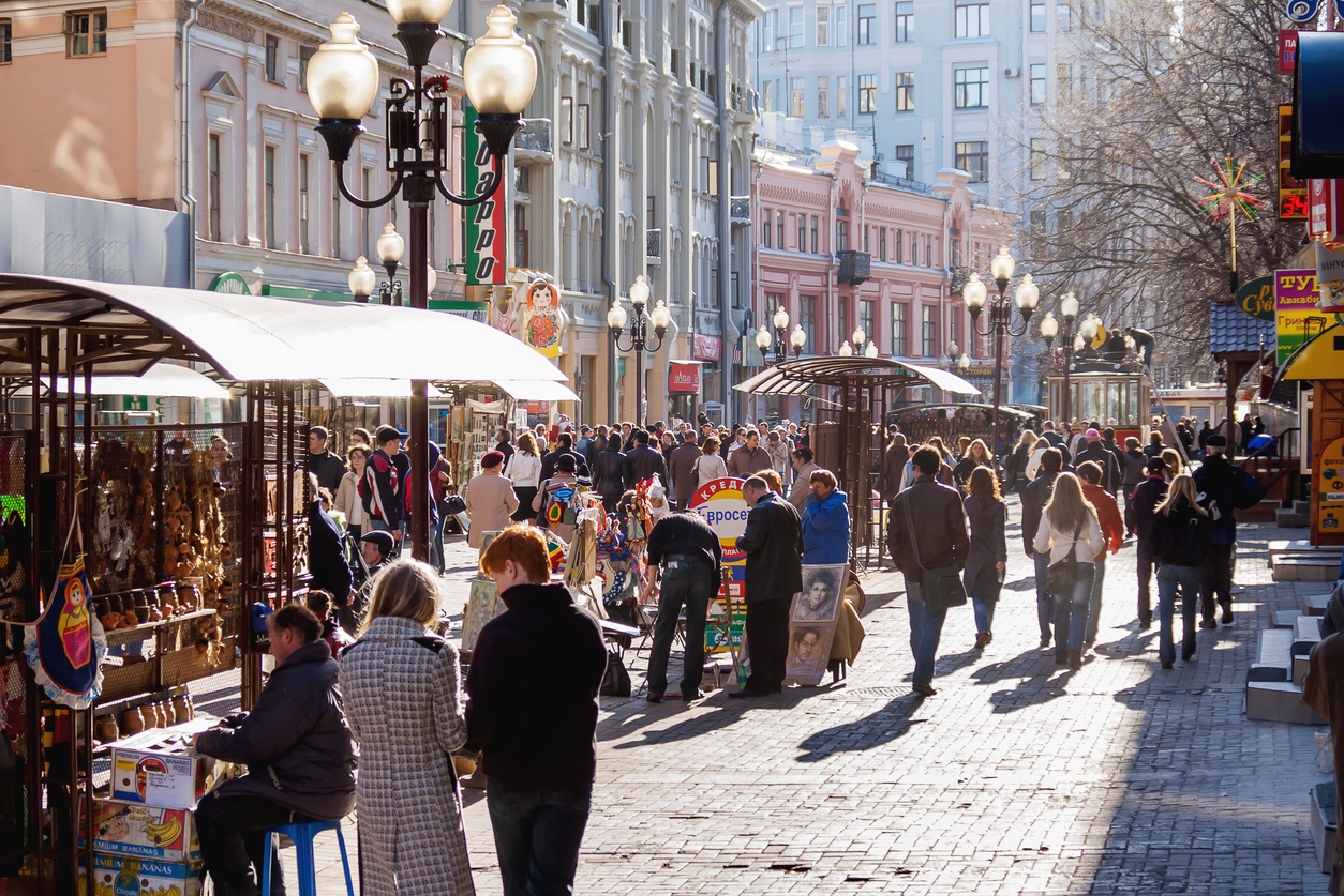 В Москве могут ввести новый локдаун