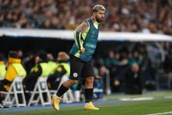 Гвардиола не гарантирует Агуэро прощание с «Манчестер Сити» в финале Лиги чемпионов