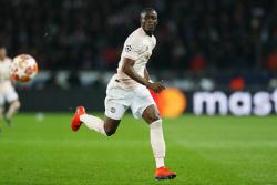 Байи рассчитывает покинуть «Манчестер Юнайтед» летом